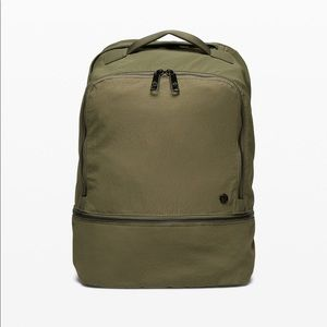 Lululemmon Backpack/Computer Bag